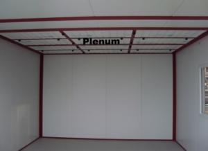 cabina presurizada trabajo unificado
