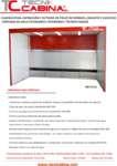 catalogo cabinas industriales