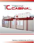 catalogo cabinas aspiracion