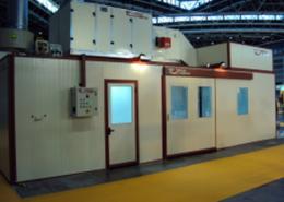 cabina recintos unificados