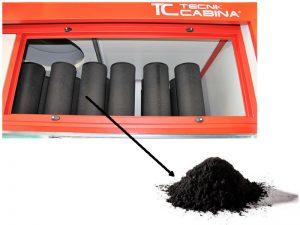 Cartuchos Filtro carbón