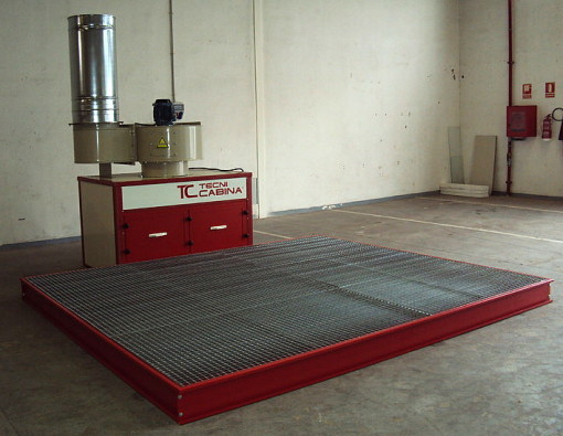 modulo lijado cabinas