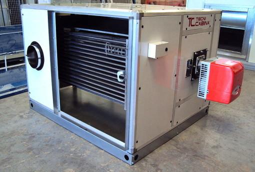 unidades aporte tratamiento aire