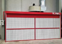 filtracion aspiracion industrial